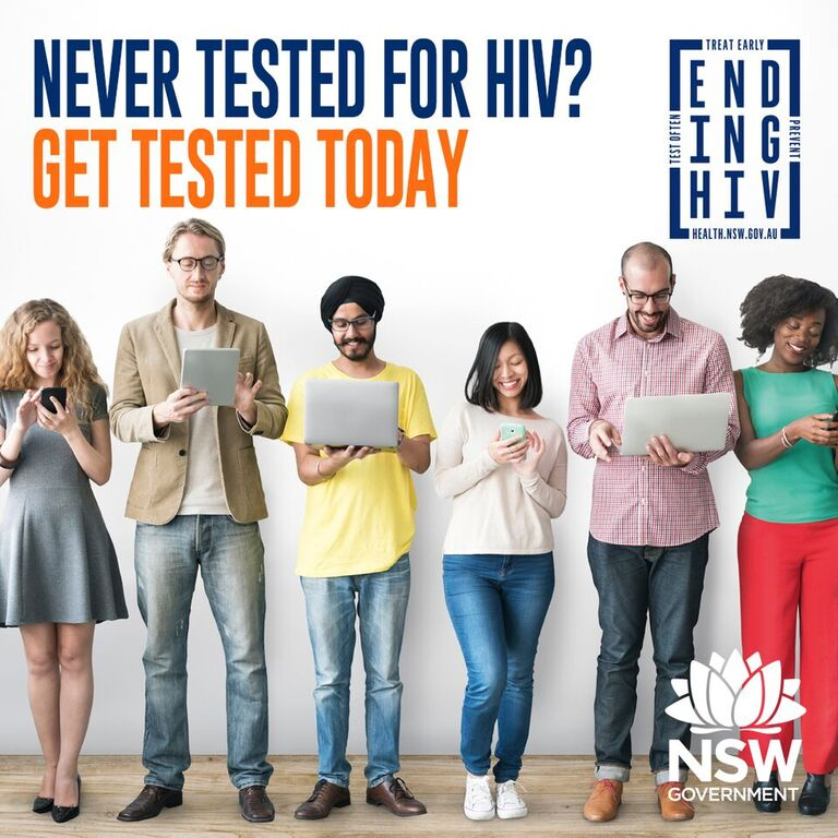 HIV Testing Week in NSW