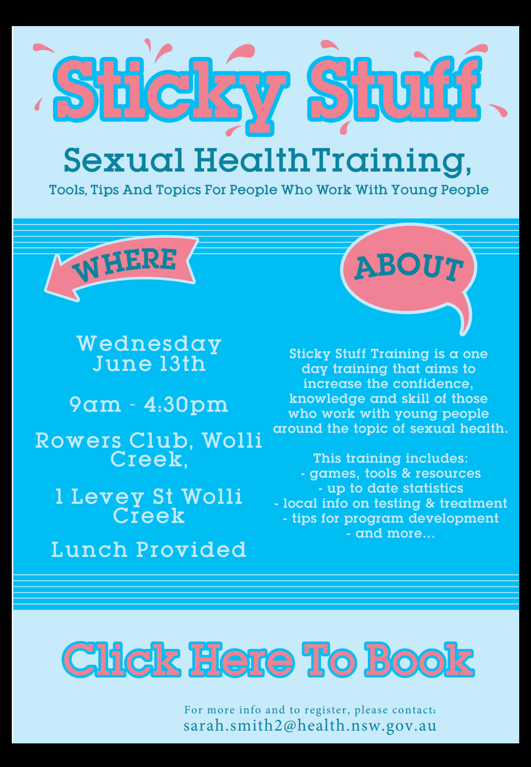 Sexual health information line nsw