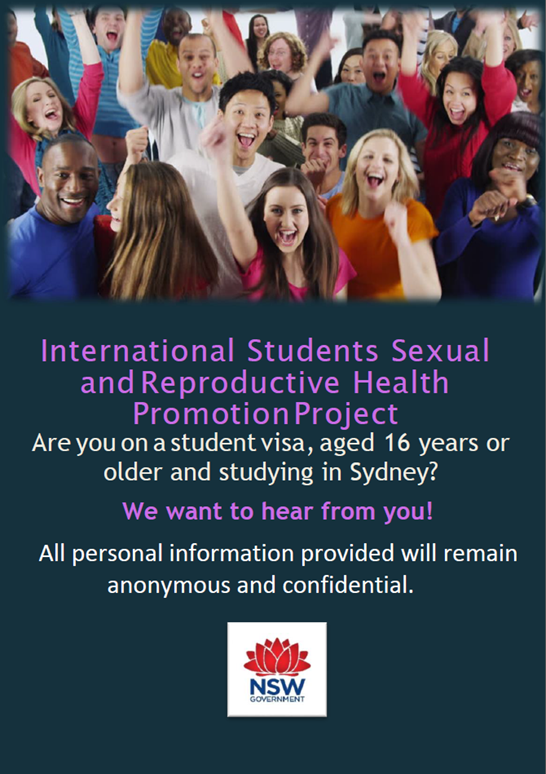Sydney: NSW Health Student Focus Groups